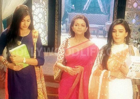 Ek Sringaar Swabhimaan: Kunal Meghna high demand drama for Sharda