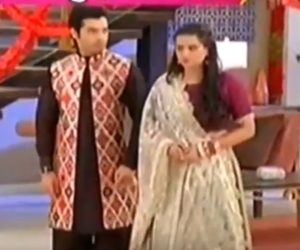 Kasam: OMG! Tanuja irked as Nethra falls in love with Rishi
