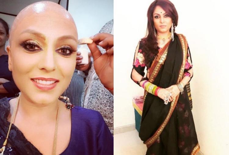Ishqbaaz: Nayantara goes clean bald, Pinky-Anika-Shivaay to get shell-shocked