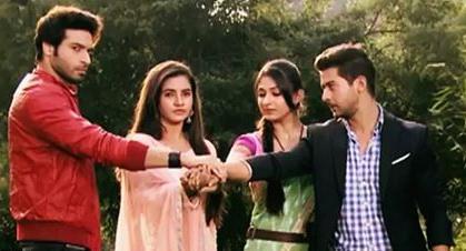 Udaan: Suraj Chakor and Vivaan Imli's love confession over Ajay's dedication