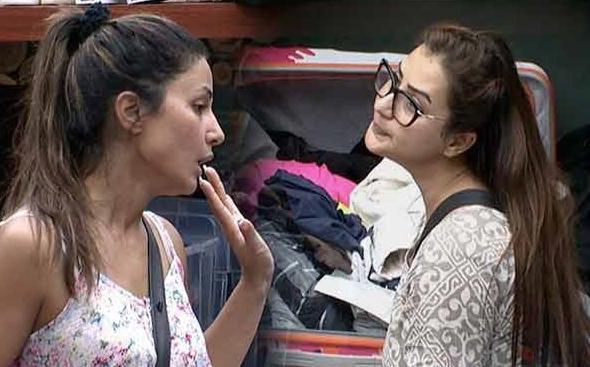 Bigg Boss 11 6th October 2017 Episode analysis Hina Khan Shilpa Shinde ugli war
