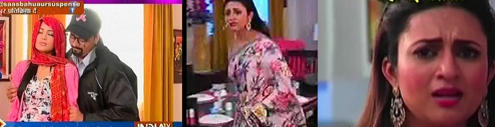 Yeh Hai Mohabbatein:Raman-Ishita get hand on Param post eyeing CCTV footage of Roshni