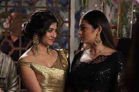 SBRK: Mauli-Nandini's extravagant friendship break by Kunal's love seduction therapy