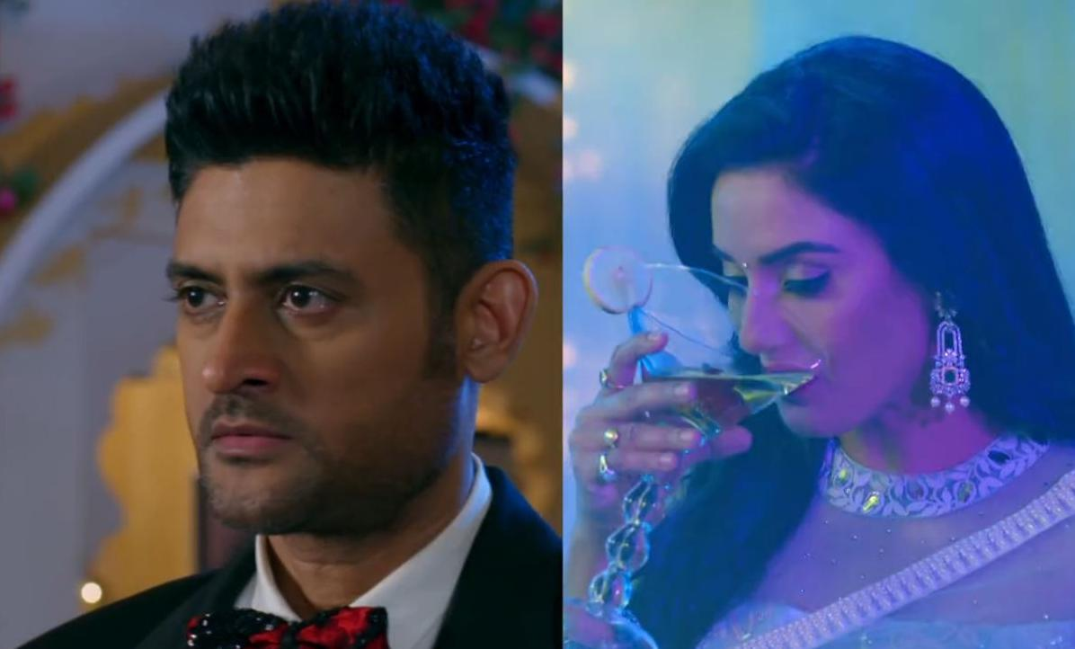Shaadi Mubarak: KT lashes at Preeti to stay out of his Arjun's family matter