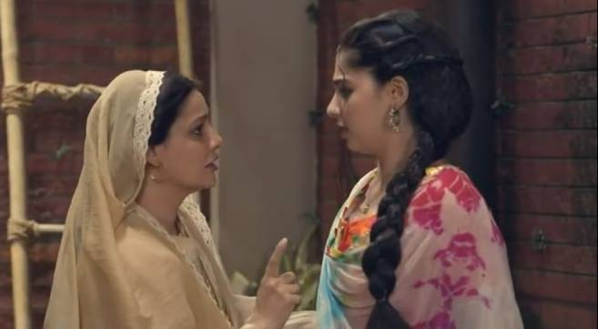Kyun Utthe Dil Chhod Aaye: Mogar humiliated Amrit forth family with dirty picture