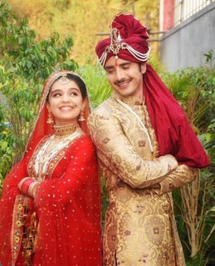 Kyun Utthe Dil Chhod Aaye: Amrit-Randhir marriage look revealed new story ahead